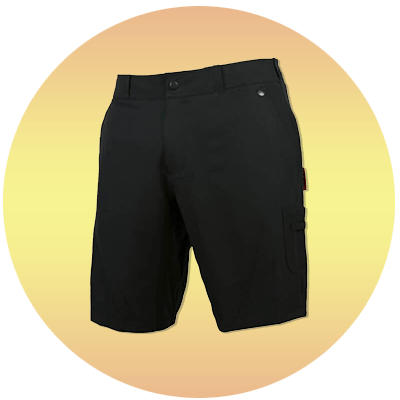 Dude Tech Caddy Shorts