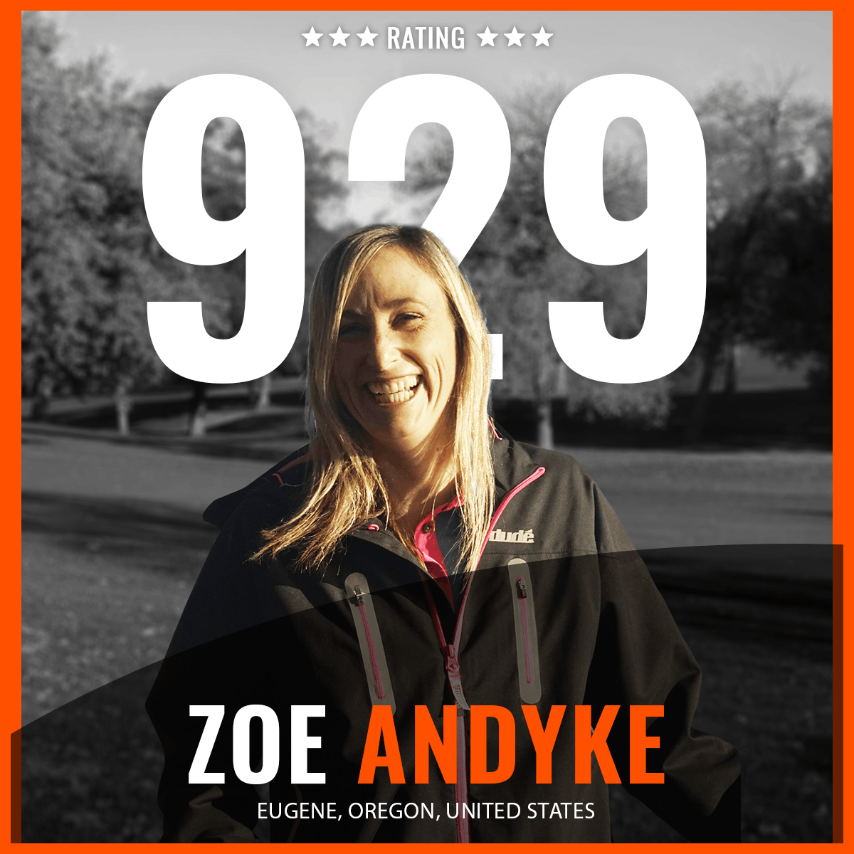 An Image of Zoe Andyke Dude Clothing Ambassador