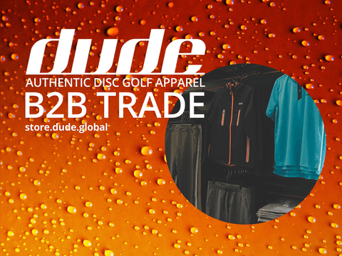 Dude clothing trade platform retailers