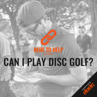 An image of can you play disc golf