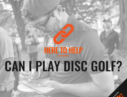 Can I Play Disc Golf?