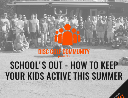 School's Out – How To Keep Your Kids Active This Summer