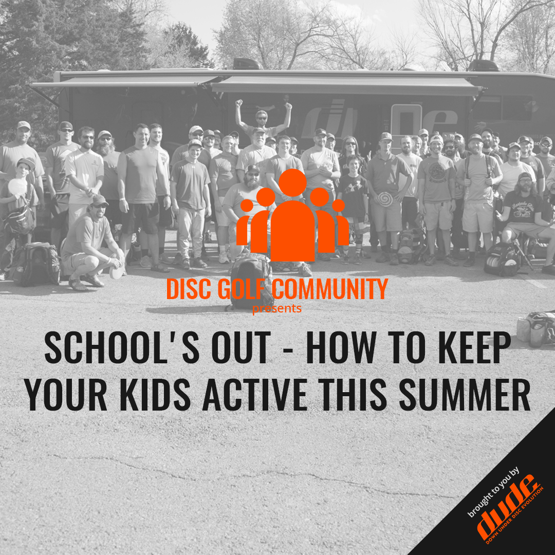 An image of School's Out - How To Keep Your Kids Active This Summer
