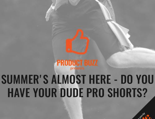 Summer's Almost Here – Do You Have Your DUDE Pro Shorts?