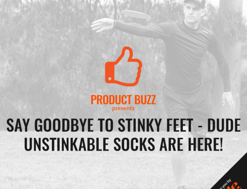 Say Goodbye To Stinky Feet – DUDE Unstinkable Socks Are Here!