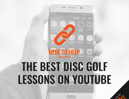The Best Disc Golf Lessons on YouTube