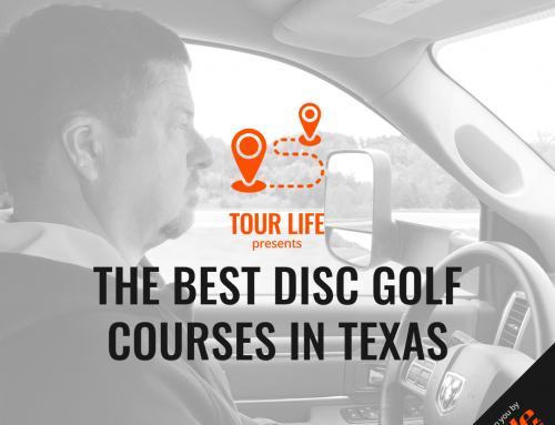 The Best Disc Golf Courses In Texas