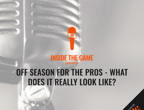 Off Season For The Pros – What Does It Really Look Like?