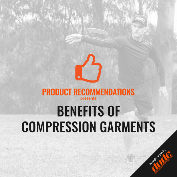 an image of blog header benefits of compression garments
