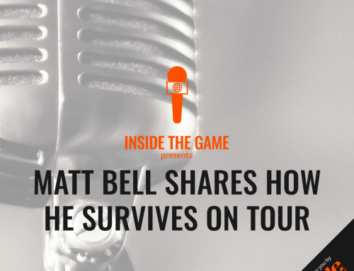 Matt Bell Shares How He Survives On Tour