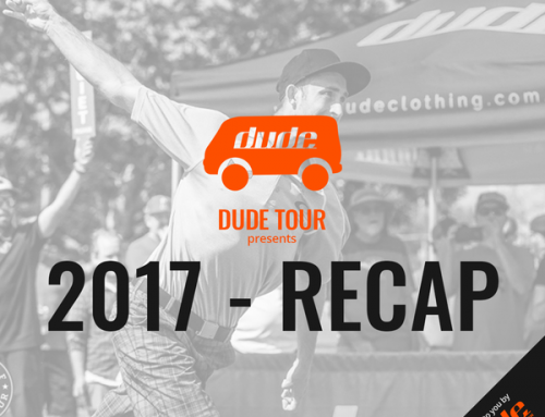 Recapping The 2017 DUDE Tour
