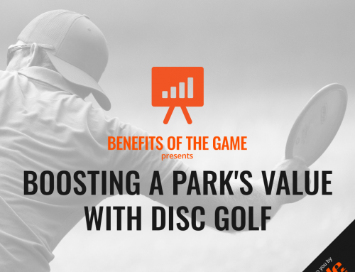 Boosting A Park's Value With Disc Golf
