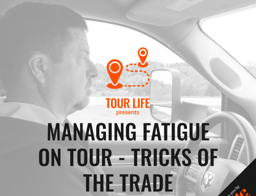 Managing Fatigue On Tour – Tricks Of The Trade