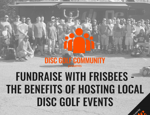 Fundraise With Frisbees – The Benefits Of Hosting Local Disc Golf Events
