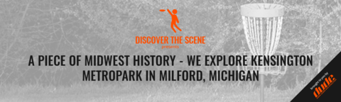 DUDE clothing - A Piece Of Midwest History - We Explore Kensington Metropark In Milford, Michigan