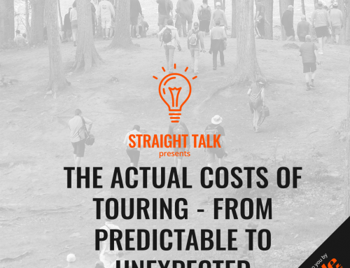 The Actual Costs Of Touring – From Predictable To Unexpected