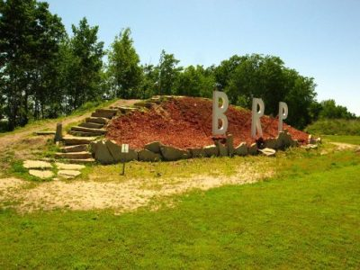 An image of Blue Ribbon Pines Disc Golf Course