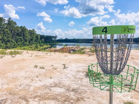 DUDE Clothing - Florida Disc Golf - Jacksonville Course - Image by Will Schusterick
