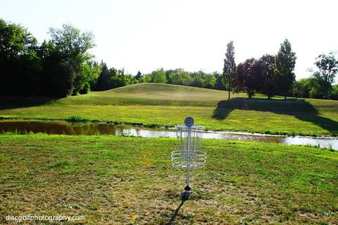 DUDE Clothing - Disc Golf! - Oak Brook Disc Golf Course - Oak Brook, IL
