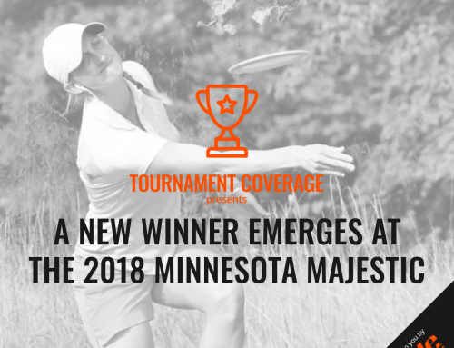 A New Winner Emerges At The 2018 Minnesota Majestic