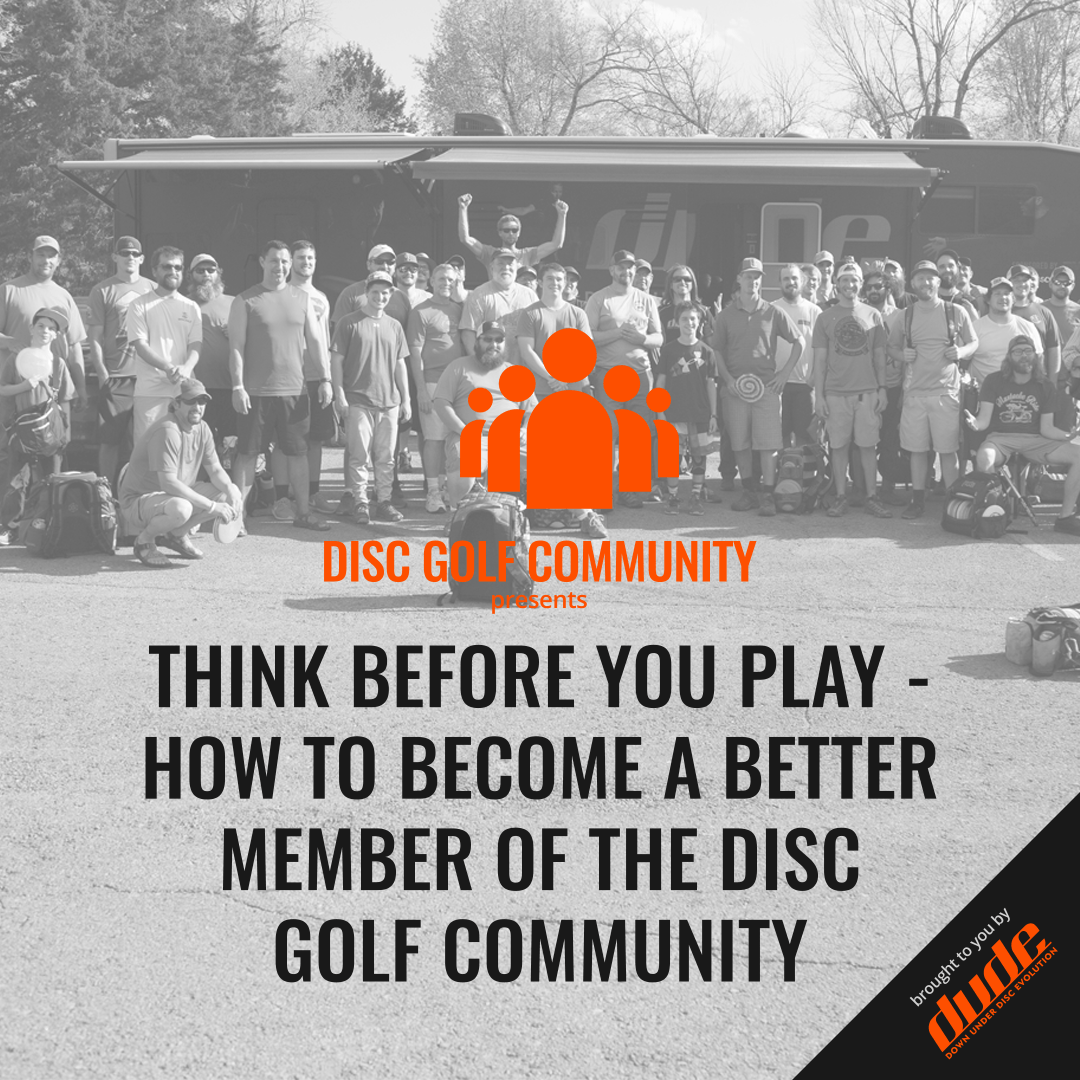 An image of Disc golf community