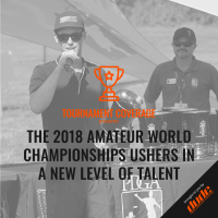 An image of a Tournament Coverage PDGA World Amateur Champs