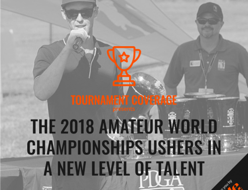 The 2018 Amateur World Championships Ushers In A New Level Of Talent