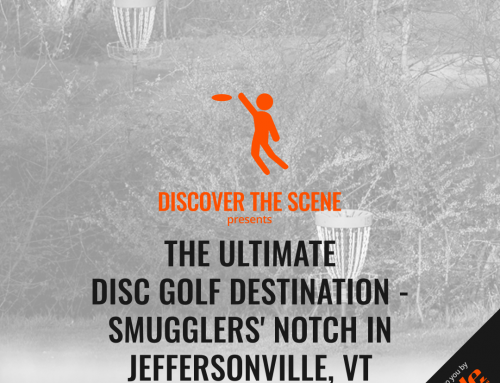 The Ultimate Disc Golf Destination, Smugglers' Notch In Jeffersonville, VT