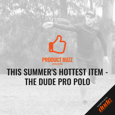 An image of Dude Clothing Product Buzz Pro Polo