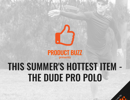 This Summer's Hottest Item – The DUDE Pro Polo