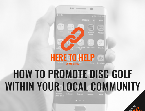 How To Promote Disc Golf Within Your Local Community