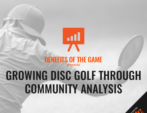 Growing Disc Golf Through Community Analysis