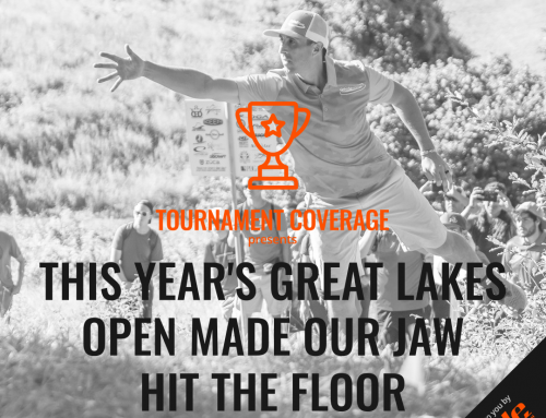 This Year's Great Lakes Open Made Our Jaw Hit The Floor