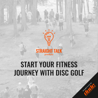 An image of Disc golf healthy life style