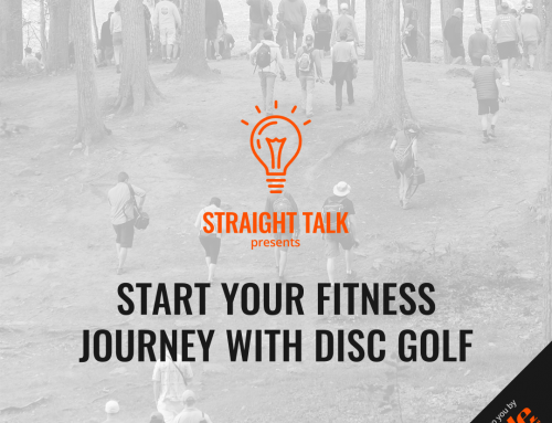 Start Your Fitness Journey With Disc Golf