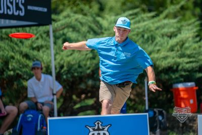 Dude Clothing Tournament Coverage PDGA Junior World Championships