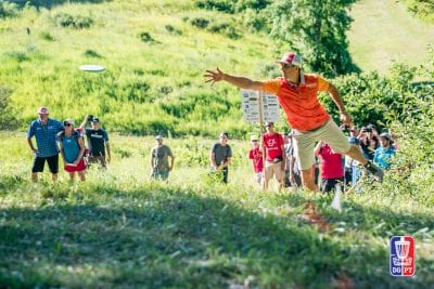 Dude Clothing Tournament Coverage Great Lakes Open Paul McBeth