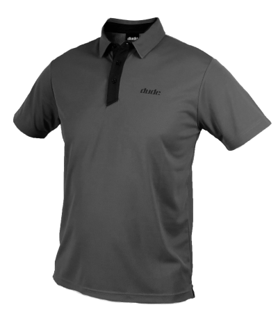 Dude Clothing Product Buzz Pro Polo