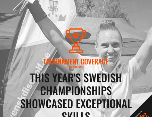 This Year's Swedish Championships Showcased Exceptional Skills