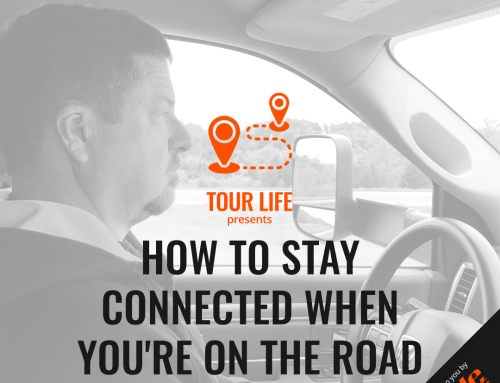 How To Stay Connected When You're On The Road