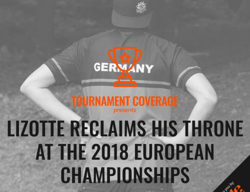 Lizotte Reclaims His Throne At The 2018 European Championships