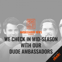 Dude Clothing Ambassador News Mid Season Check in