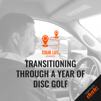 An image of Dude Clothing Tour Life Transitioning Through A Season of Disc Golf
