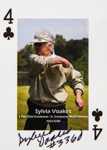 Dude Clothing Playing Cards 4 of Clubs Sylvia Voakes