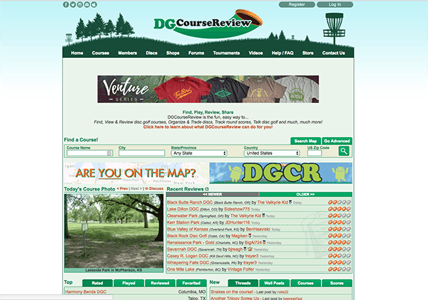 Dude Clothing How to Disc Golf DGCReview