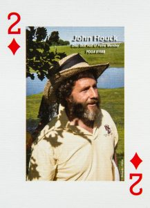 Dude Clothing Playing Cards 2 of Diamonds John Houck