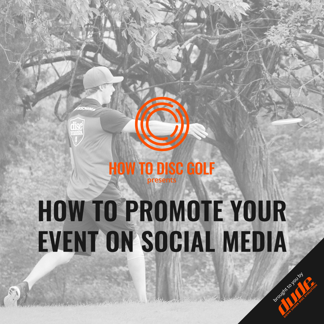 An image on how to promote event on social media