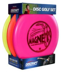 An image of Discraft Disc Golf Set