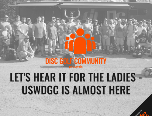 Let's Hear It For The Ladies – USWDGC Is Almost Here