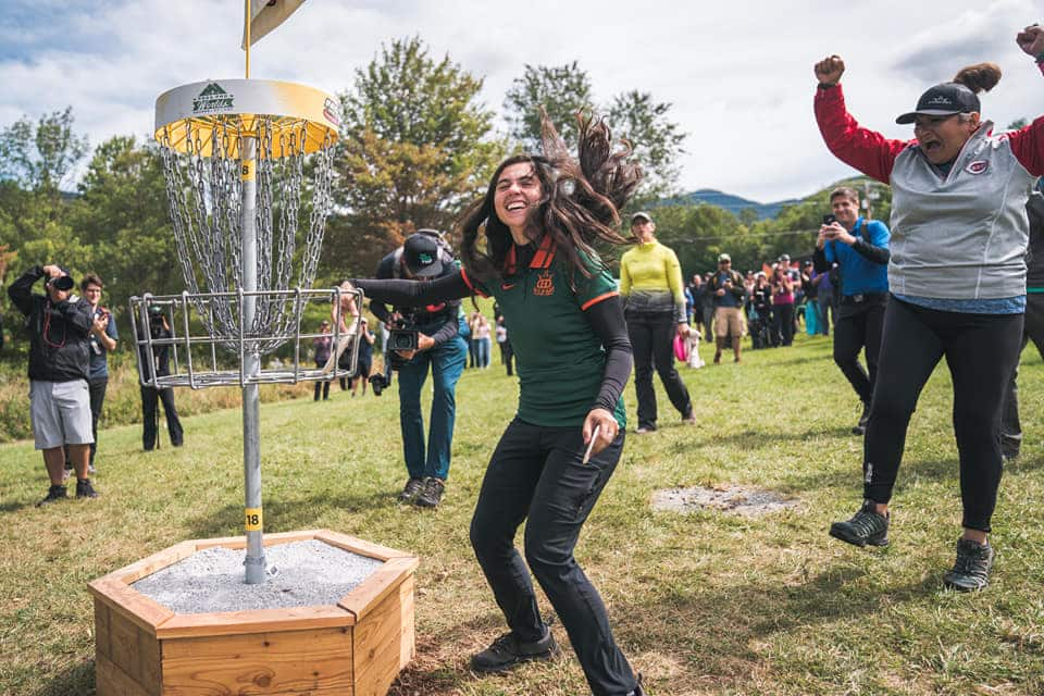 Dude Clothing Tournament Coverage 2018 PDGA World Disc Golf Championships